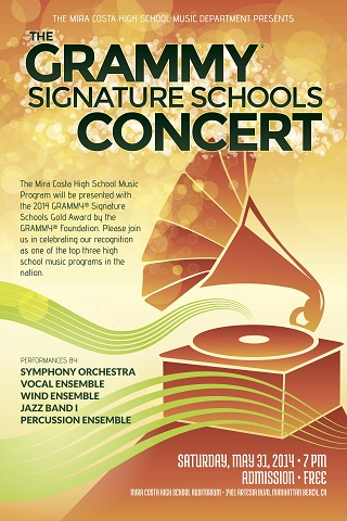 Grammy Signature Schools Concert