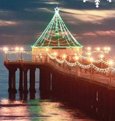 Annual Pier Lighting and Holiday Open House