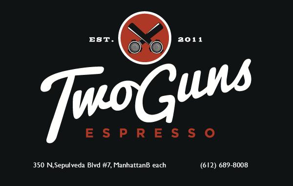Two Guns Espresso